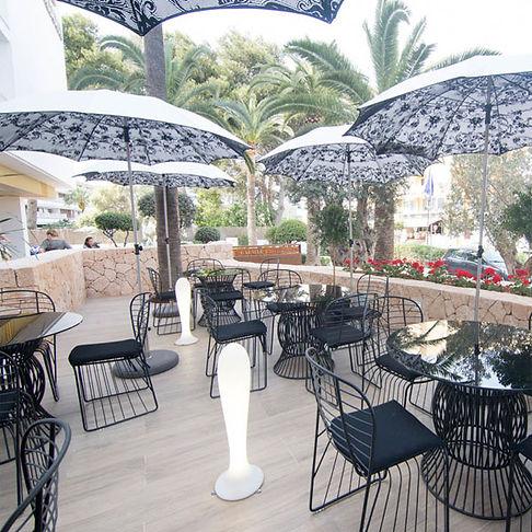 dekoratif güneş şemsiyeleri, dekoratif teras şemsiyeleri