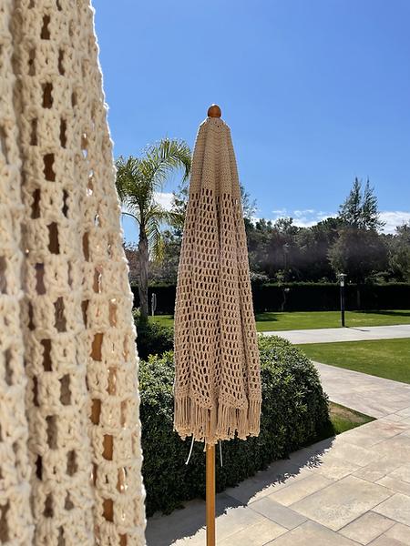 makrome şemsiye