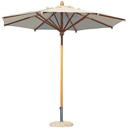 ahşap güneş şemsiyeleri, ahşap bahçe şemsiyeleri