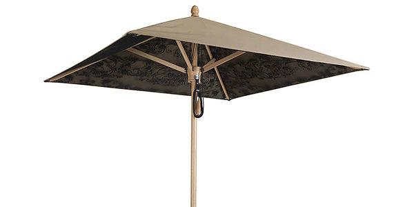 lüks ahşap şemsiyeler, lüks ahşap güneş şemsiyeleri