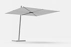 yandan direkli teras şemsiyesi