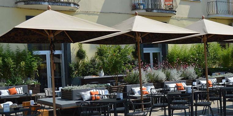 dekoratif ahşap şemsiyeler, ahşap teras şemsiyesi modelleri