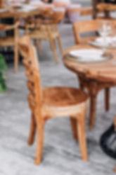 Tik sandalye, teak sandalye, tik sandaye modelleri, dekoratif tik sandalye, dekoratif teak sandalye, dekoratif dış alan sandalye