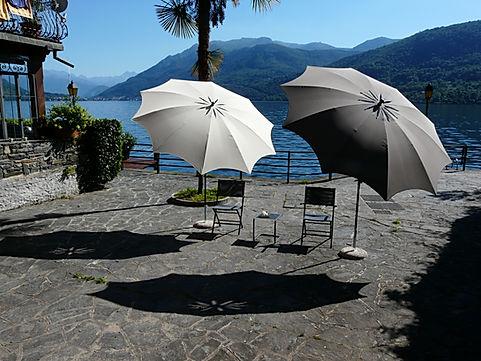 teras şemsiyesi, bahçe şemsiyesi