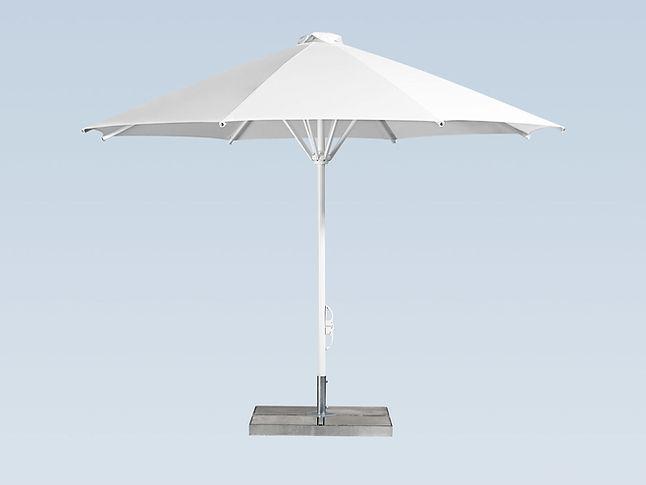 rüzgara dayanıklı cafe şemsiyeleri, rüzgara dayanıklı teras şemsiyeleri