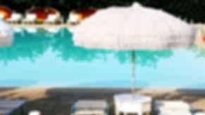 dekoratif plaj şemsiyeleri, dekoratif otel şemsiyeleri