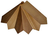 Hexagon Miller Mastercut Decorative Shingle