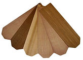 Octagon Miller Mastercut Decorative Shingle