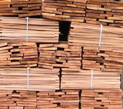 Old growth cedar Shakes