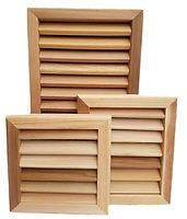 Square/Rectangle Cedar Vents