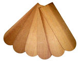 Round Miller Mastercut Decorative Shingle