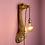 Thumbnail: Gold Ostrich Wall Lamp