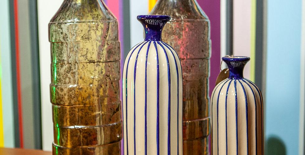 Medium Stripe Vase