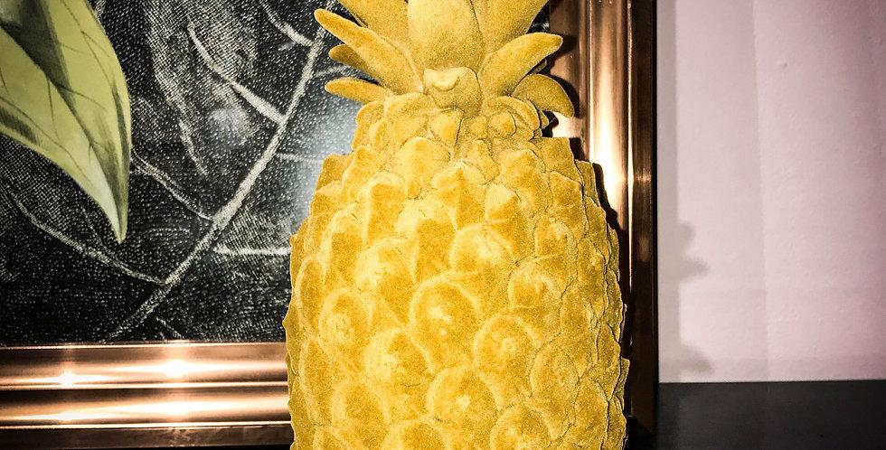 Yellow Flock Pineapple