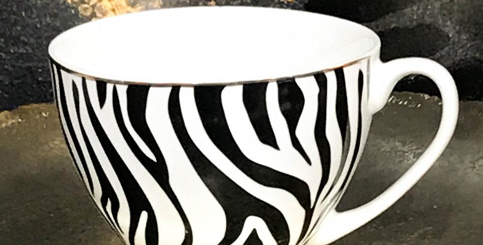 Zebra Jumbo mug