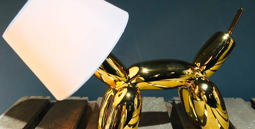 Gold Balloon Dog