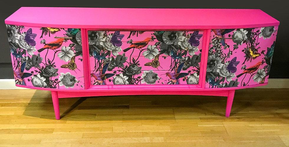 Hot Pink Sideboard
