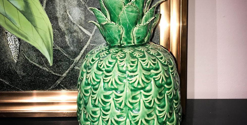 Ceramic Green Pineapple