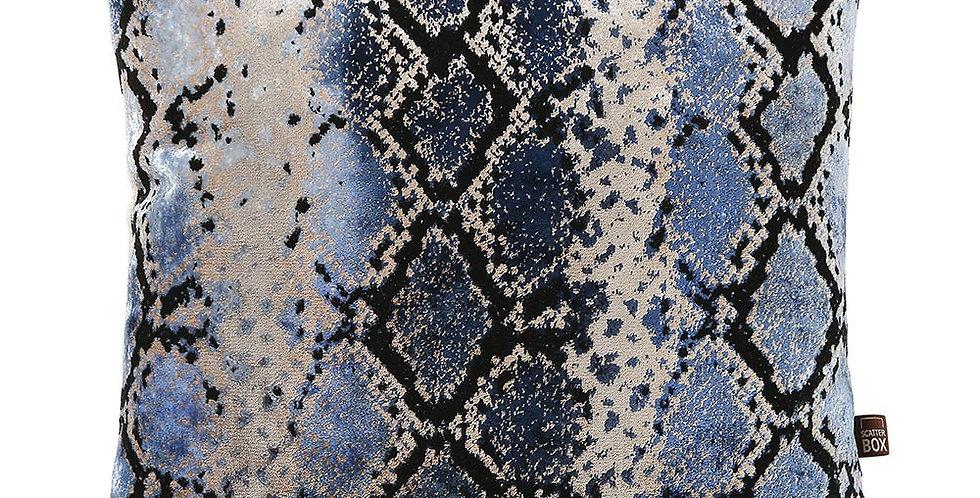 Viper Blue Cushion