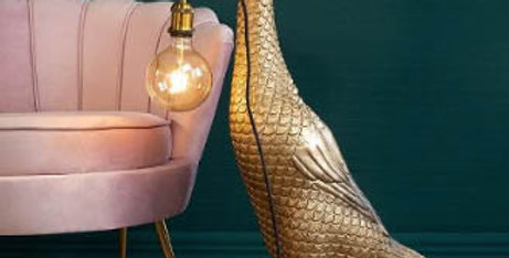 Ducky Floor Lamp
