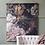 Thumbnail: Dark Hanging Floral Print Canvas