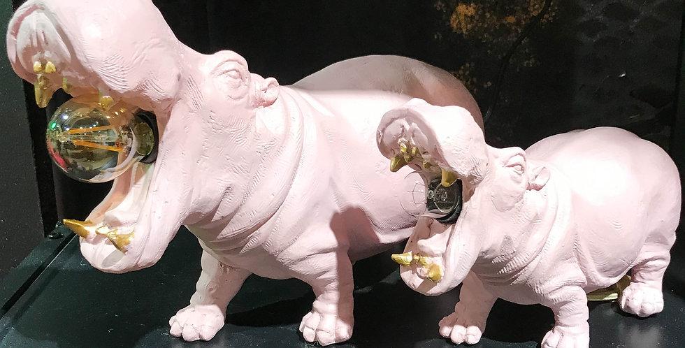 Hippo Lamp large