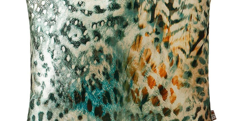 Tigerlily Green & Ochre