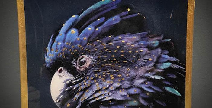 Parrot Trinket Dish