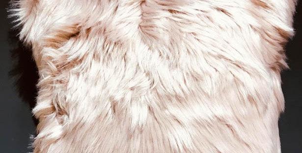 Snug Pink Cushion