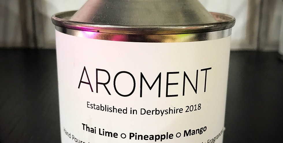Aroment Diffuser: Thai Lime, Pineapple & Mango