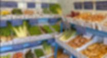 Magasin de la ferme de la Chapelette, légumes de saison, belgique