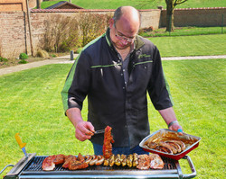 thierry fabienne barbecue à domicile