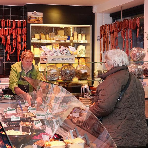 La boucherie thierry fabienne propose leurs charcuteries fait maison, sans conservateurs, ni colorants