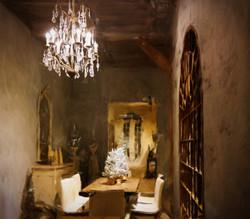Atmosphère,_une_peinture_de_Laure_Van_De_Meele,_inspiration_Flamant_Home_Interiros