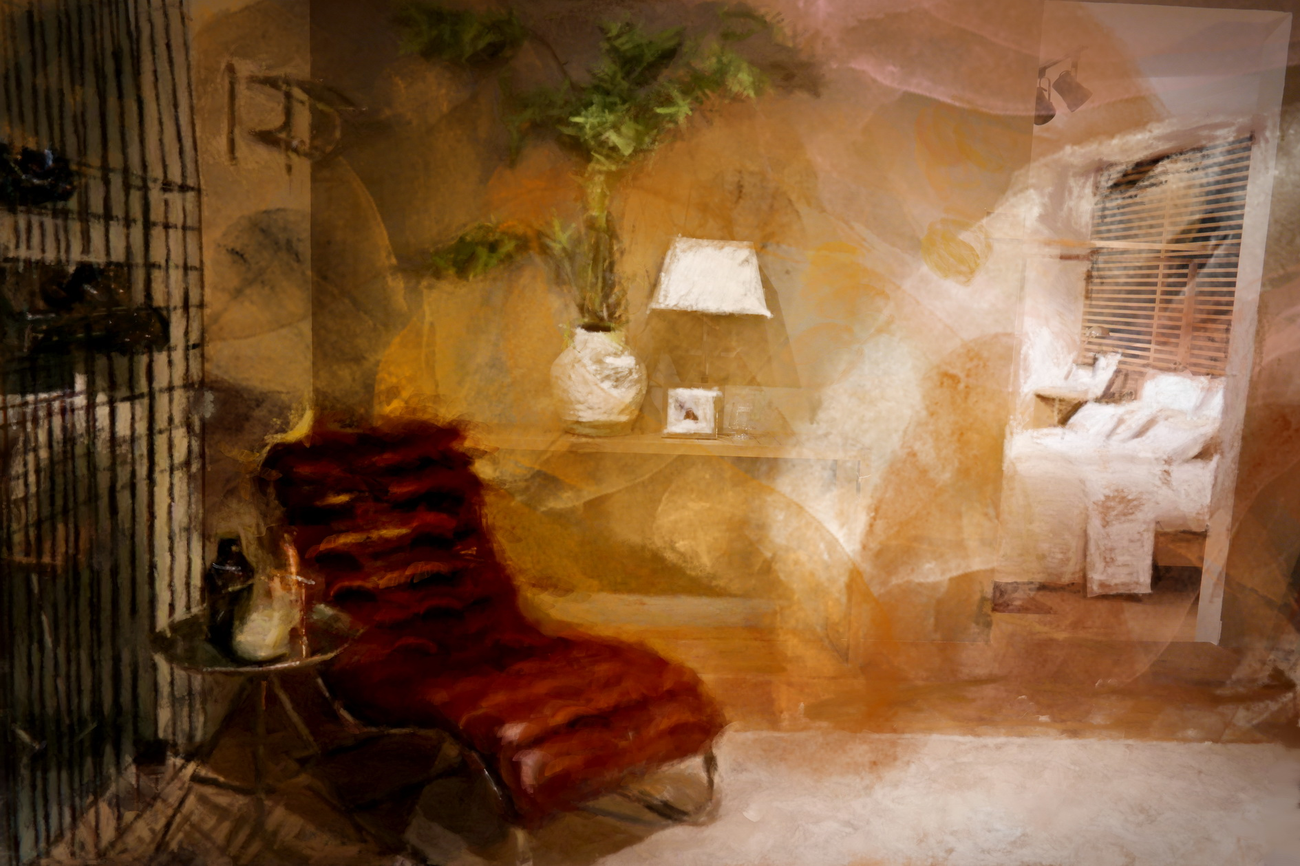 Schilderij_van_Laure_Van_De_Meele_geïnspireerd_door_Flamant_Interiors