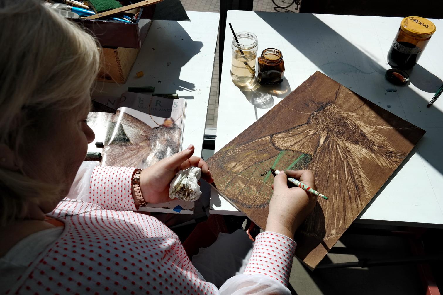 Laure Van De Meele Brou de noix 1