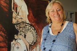 Laure Van De Meele Artiste Peintre
