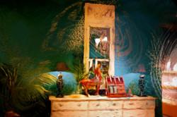 Magic lichte sfeer bij Flamant interiors, door Laure Van De Meele