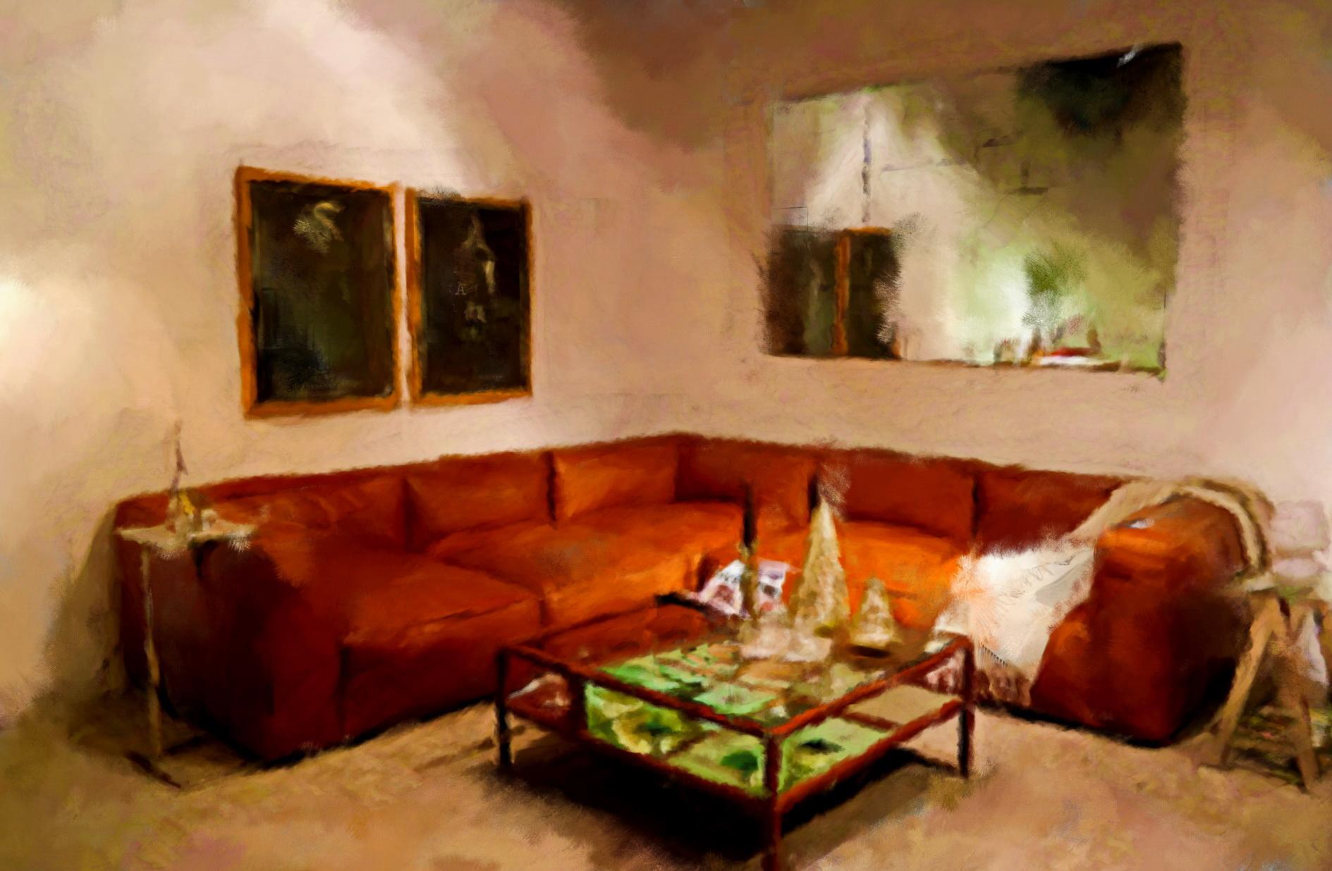 Flamant interiors lifestyle, artistieke inspiratie door kunstenaar Laure Van De Meele