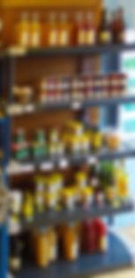 Magasin de la ferme de la Chapelette, produits du terroir, belgique