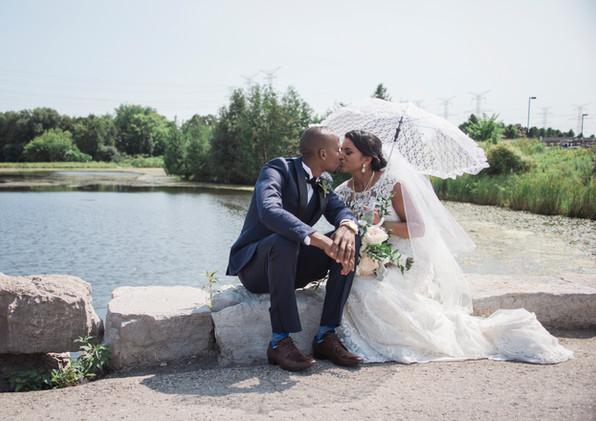 Deerk Creek wedding