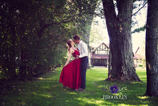 #bridemadeherowndress