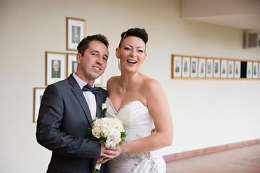 Durham Region Wedding Photographer  City Hall Wedding