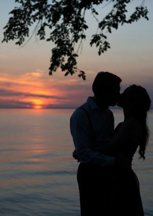 Summer Wedding on Lake Simcoe