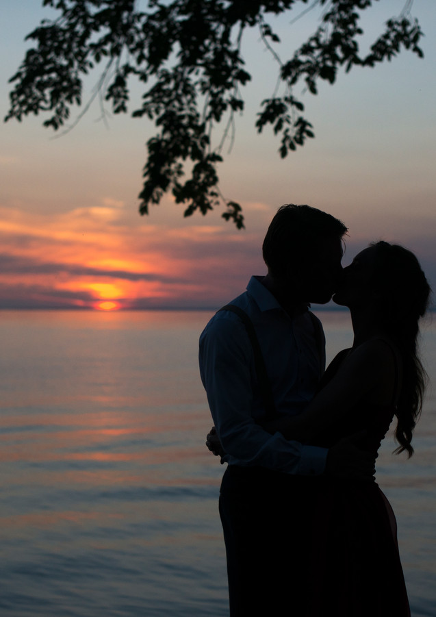 Summer Wedding on Lake Simcoe