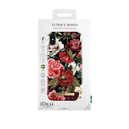 iDeal Of Sweden Fashion Case iPhone Xs Max, Antique Roses