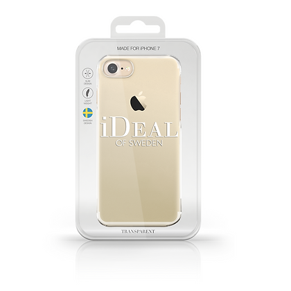 iDeal Of Sweden Transparent Case iPhone 8/7/6/6s