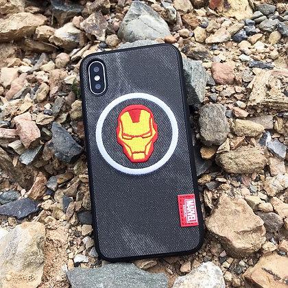 X-Doria Marvel iPhone X Super, Iron Man