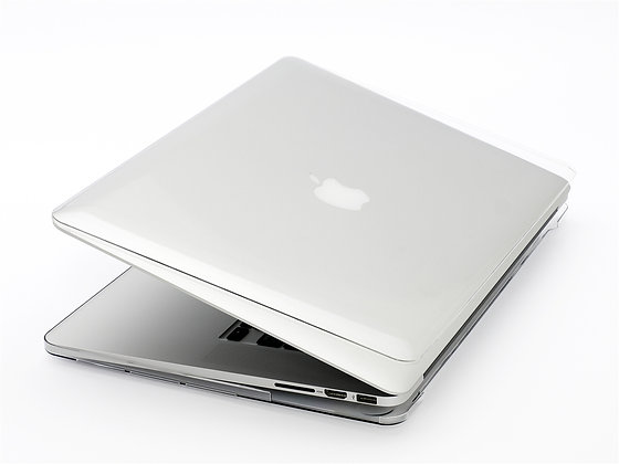Power Support Air Jacket Set for MacBook Pro 13-inch Retina, Clear