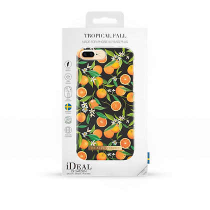 iDeal Of Sweden Tropical Fall iPhone 8/7/6/6s Plus Case